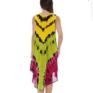 riveriasun Dresses - Women's one size summer dress swimsuit cover up